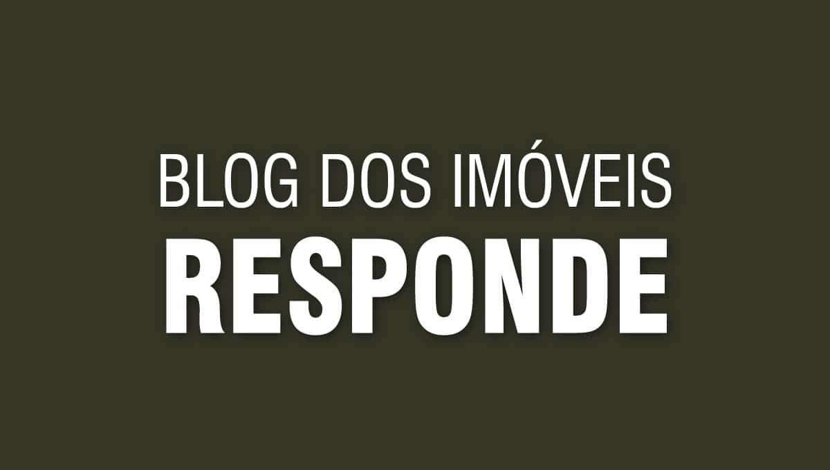 Blog dos Imóveis Responde