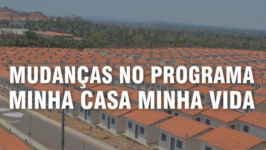 Minha Casa Minha Vida - Beneficiários do Programa vão receber aporte para aluguel e não para compra na Faixa 1; Ministro do Desenvolvimento explica mudança