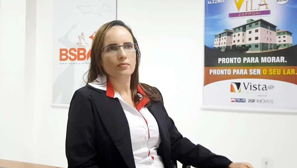 """Patrícia Delfina, diretora da BSB Construções - Grupo BSB, define o trabalho da empresa: """"Nosso maior foco é realizar o sonho das pessoas"""""""