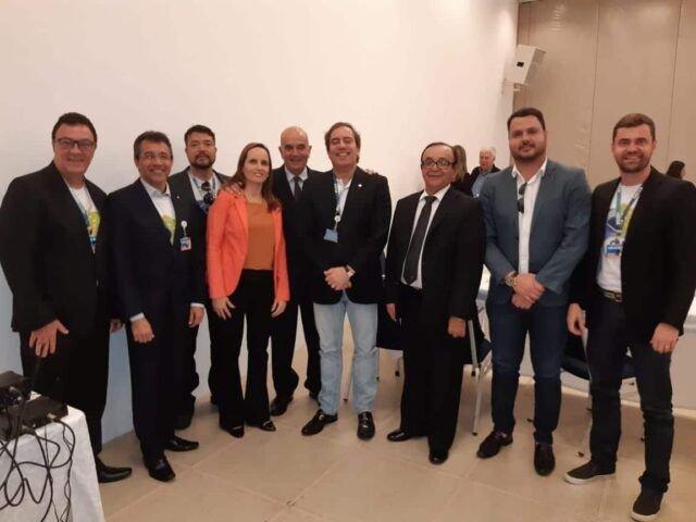 BSB Construções presente em evento promovido pelo presidente da Caixa, Pedro Guimarães, em Ilhéus, no litoral da Bahia