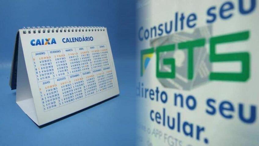 Governo anuncia calendário de saques do FGTS