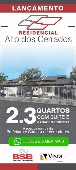 Lançamento Alto dos Cerrados em Luís Eduardo Magalhães - BSB Construções